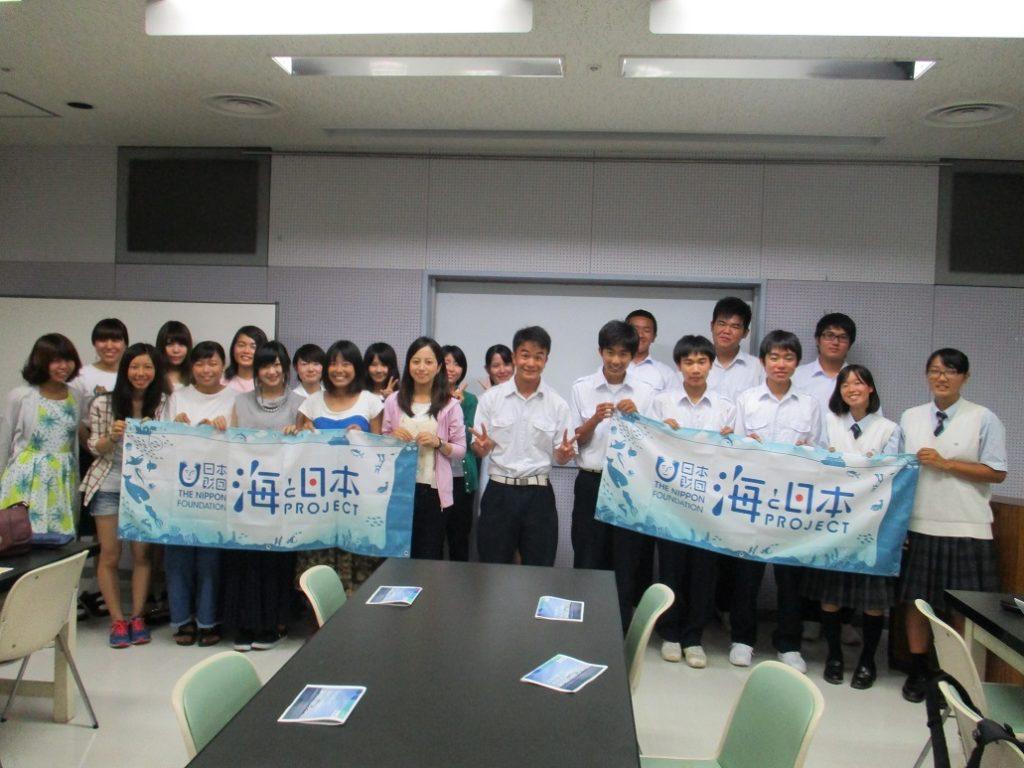 「かごしまの海を撮ろう!広めよう!」~スマホ動画講座in海と日本プロジェクト