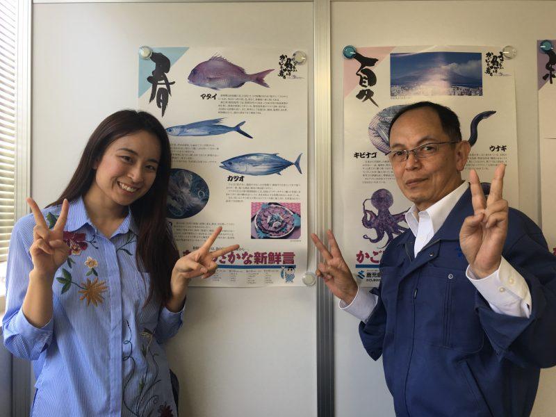 MBCラジオ「モーニングスマイル」ポニー号が鹿児島の海をお届けします!