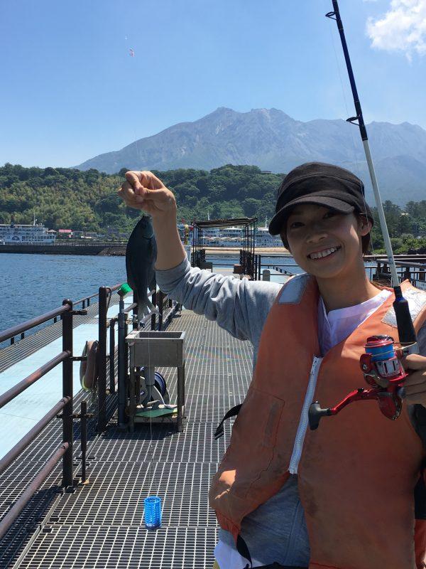 ポニーのスマイル中継「釣りにチャレンジ!!」