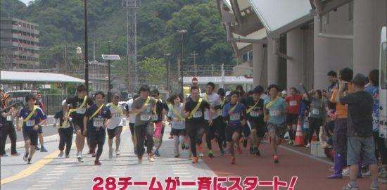 海と日本PROJECTin鹿児島!「#7 走って食べて学んで~お魚たまRUN」