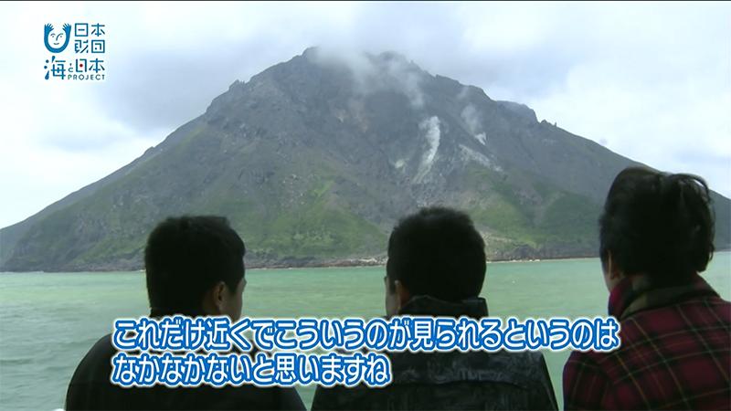 地球の鼓動を感じられる島「硫黄島」の魅力を伝えたい。