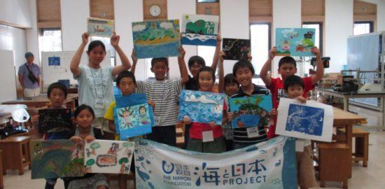 志布志コース・みんなで絵本の挿絵を描いてきました!【8/23(水)開催】