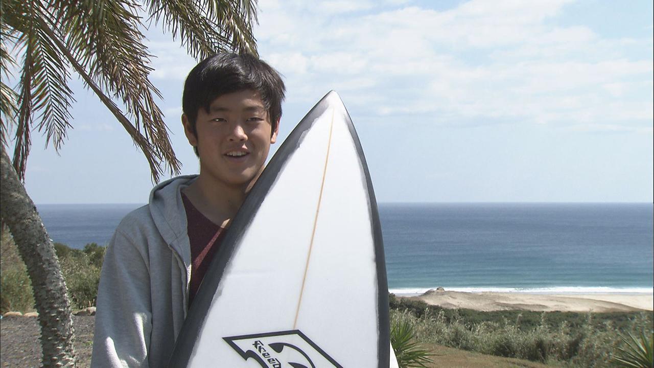「#1 サーファー 須田喬士郎さん 種子島から世界を目指せ!15歳のサーファー須田喬士郎さん」海と日本PROJECT in 鹿児島