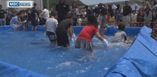カンパチの養殖が盛んな鹿児島県垂水市「カンパチ祭」