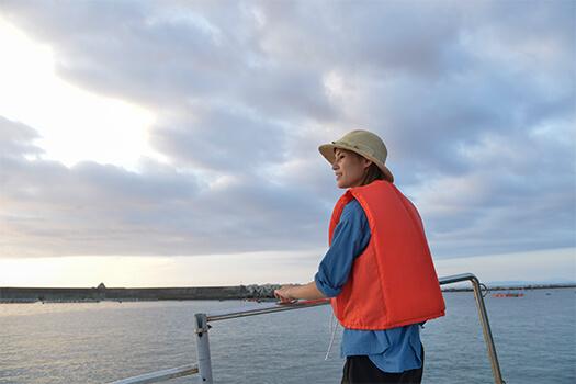 """初心者からエキスパートまで!みんなが楽しめる""""船釣り体験""""2コース!笠沙恵比寿"""
