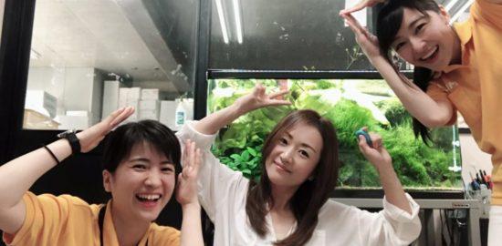 「ぎょぎょ!6代目魚屋女将登場!」MBCラジオモーニングスマイル