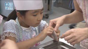 「きびなご」は指でさばける!?魚のさばき方教室にチャレンジ!