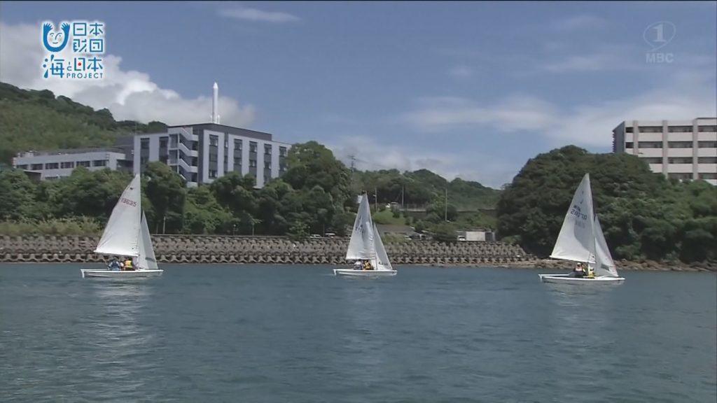 錦江湾の海の魅力を親子で感じる「ヨットと触れあう体験帆走」錦江湾