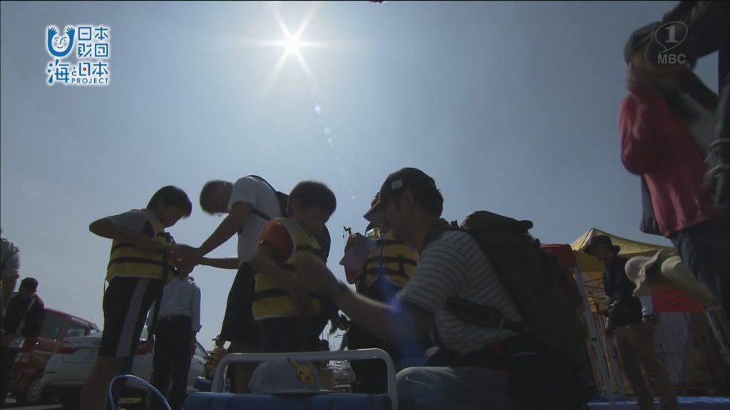 「釣った魚、見せてください!」錦江湾で親子で漁業体験